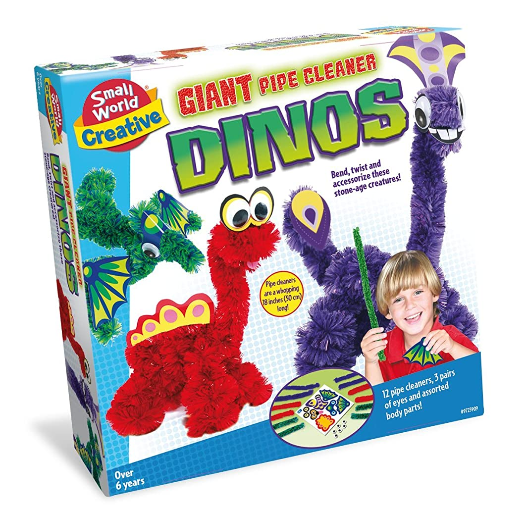 Small World Toys Creative - Dino Pals Craft Set kixia172718