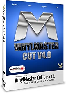 Software for Vinyl Cutting Plotter Sticker and Decal Machines VinylMaster CUT