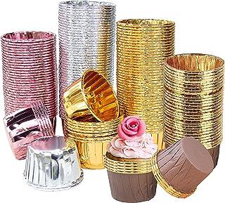 Caissettes Cupcake - Caissettes en Papier pour Muffin Cupcake, Caissettes de Pâtisserie, Caissettes Papier Muffins Moule,C...