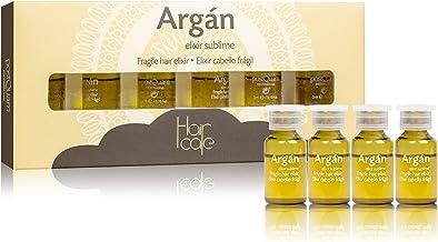 Postquam - Hair Care | Aceite de Argan Sublime para Cabellos Frágil - 6 Ampollas de 3 ml