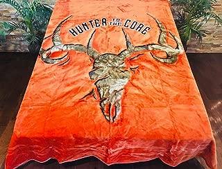 Regal Comfort Deer Hunter to the Core Faux Fur Queen Size (79