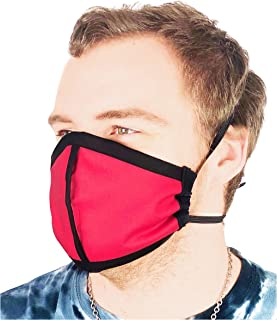 Four Layer Fashion Accessory Mask, Adult