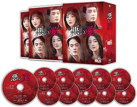 [DVD]悪い愛 DVD-BOX2