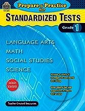 Prepare & Practice for Standardized Tests Grade 1 (Prepare and Practice for Standardized Tests)