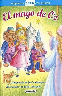 El mago de Oz (Empiezo a LEER con Susaeta - nivel 1)