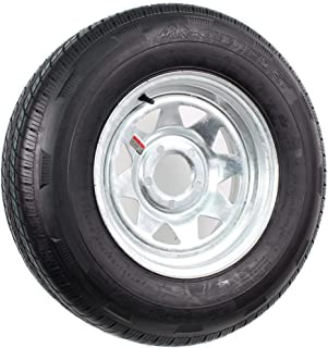 ST205/75R14 LRC 6 PR Rainier ST Radial Trailer Tire on 14