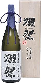 獺祭(だっさい) 純米大吟醸 磨き二割三分 木箱入り [ 日本酒 山口県 1800ml ] [ギフトBox入り]