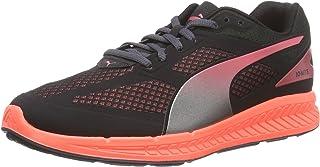 PUMA Ignite Mesh Womens Running Trainers/Shoes - Black