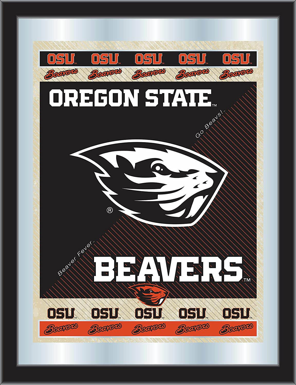 Oregon Ranking Low price TOP1 State University Wall Logo Mirror