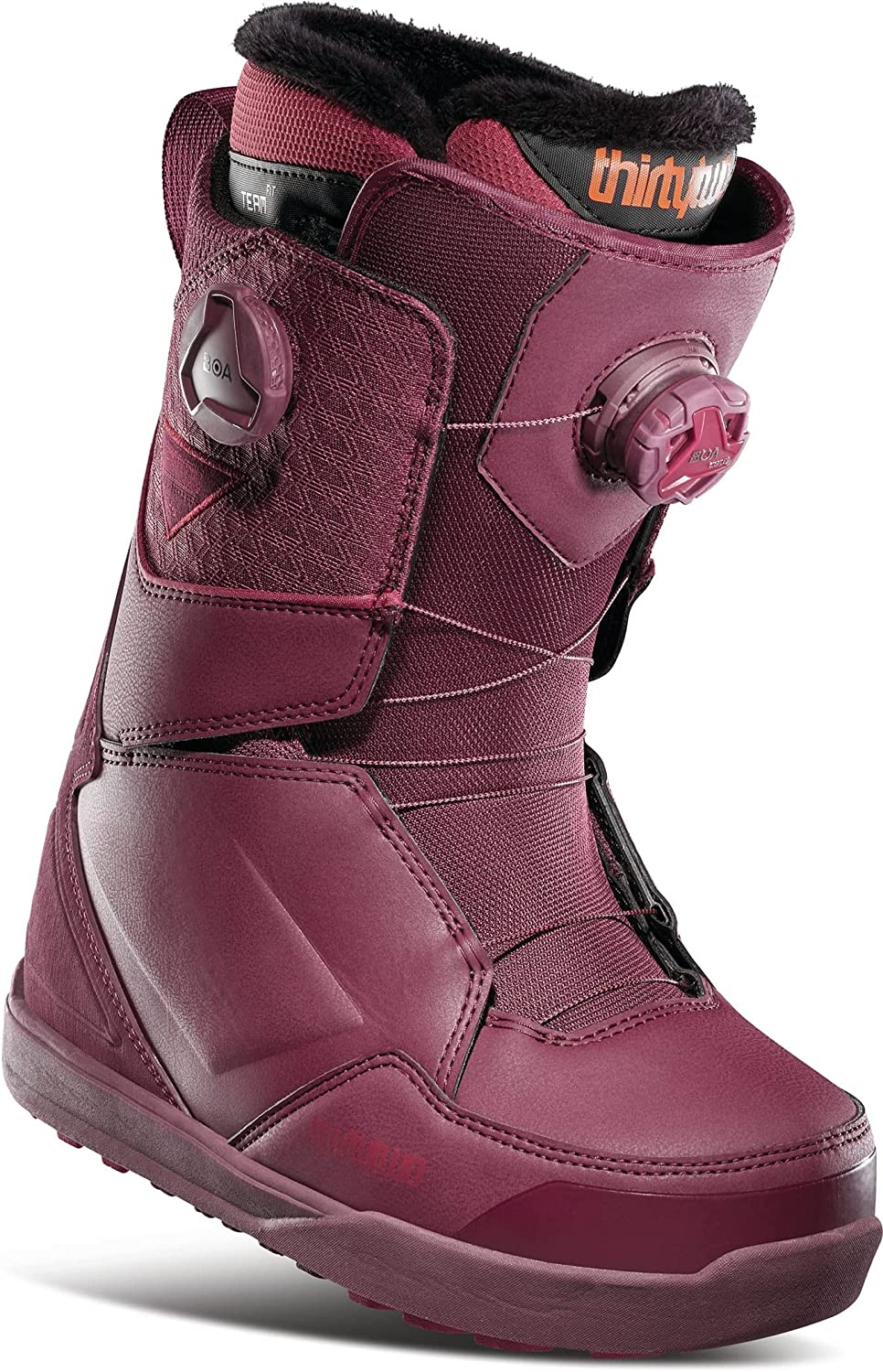 thirtytwo Women's Lashed Double Boa Boot Snowboard 20 Max 54% OFF Soldering '19