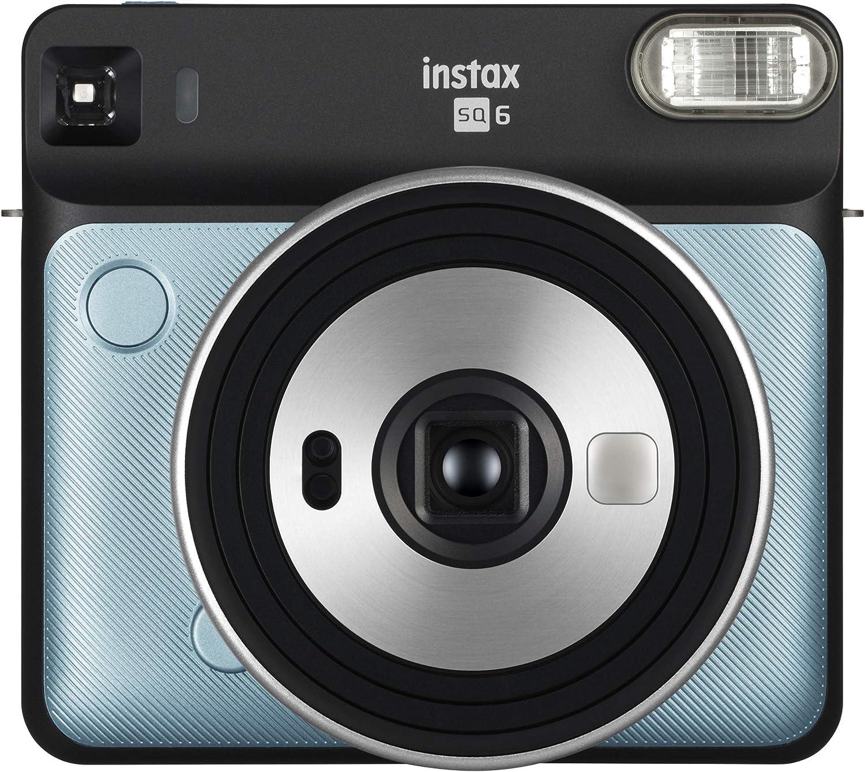 Fujifilm Instax Square trust SQ6 - Aqua Film Instant Popular overseas Blue Camera