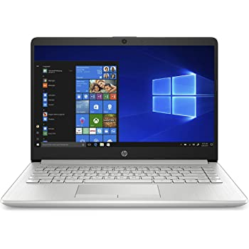 HP 14s core i5 10th Gen 14 inch FHD Laptop (8 GB/256 GB SSD/1TB HDD/Windows 10/MS Office 2019/Natural Silver /1.43kg) 14s-cr2000tu