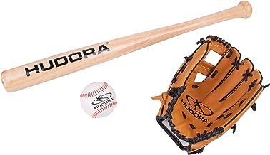 76457 HUDORA Baseball Set Softgrip 3.0 mehrfarbig