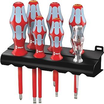Wera 05022740001 PZ1x80mm Phillips Screwdriver 3165I PZ VDE Insulated