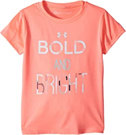 Under Armour Kids - Bold and Bright Short Sleeve Tee (Little Kids)