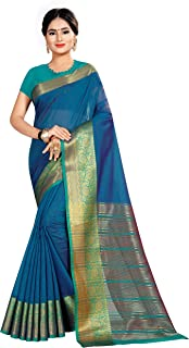 Arkita Saree (13Pallu02_Blue)