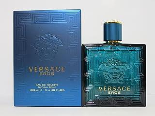 Versace Eros by Versace Eau De Toilette 3.3 oz Spray