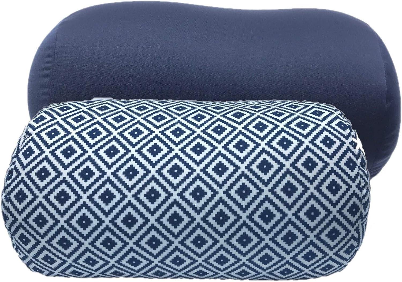 BookishBunny 2pcs 55% OFF Micro Bead Microbead Pillow Dedication B Cushion for Roll