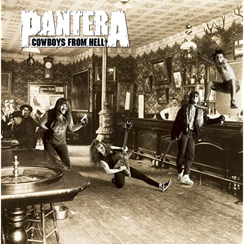 Cowboys From Hell (Deluxe) [Explicit]