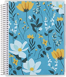 $29 » Sponsored Ad - Erin Condren Daily Parent Planner - Wild Flowers, 7x9, Non-Dated Daily Organizer Features Three Months of O...