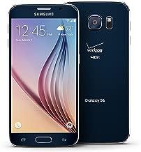 Samsung Galaxy S6 G920V 32GB Unlocked Verizon 4G LTE Smartphone W/ 16MP Camera - Sapphire Black