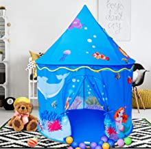 YSH home Kids Tent Boys Girls Playhouse for Children