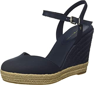 Tommy Hilfiger Basic Closed Toe High Womens Sandals