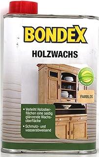 Bondex HolzWachs Farblos 0,75 l - 352555