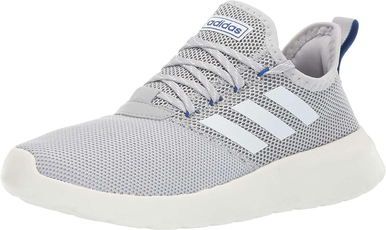 Adidas Men's Lite Racer Reborn Athletic shoes, Grey Footwear White Collegiate Royal, 9.5 Regular US