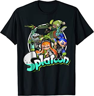 Best splatoon t shirt kids Reviews