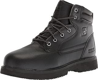 Men's Landing Steel Slip Resistant Industrial Work Boot Food Service Shoe