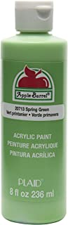 Apple Barrel Acrylic Paint in Assorted Colors (8 oz), 20713 Spring Green