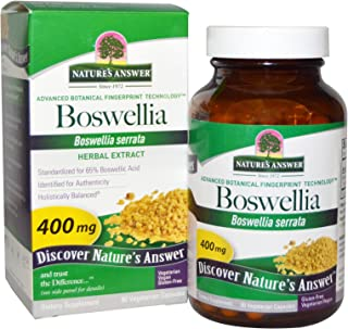 Nature'S Answer Boswellia Extract Caps 90 Vcap