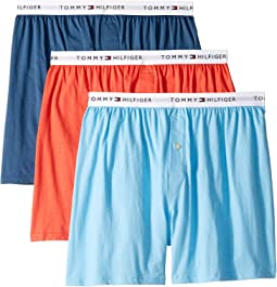 Cotton Classics 3-Pack Knit Boxer