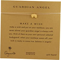 Dogeared - Make A Wish Guardian Angel Necklace
