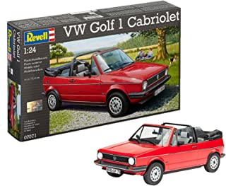 Revell- Volkswagen VW Golf 1 Cabriolet, (07071)