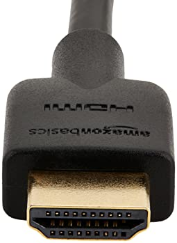 AmazonBasics High-Speed HDMI Cable, 6 Feet, 2-Pack