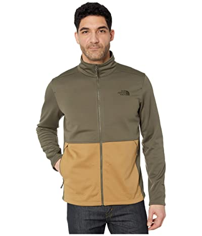 The North Face Apex Canyonwall Jacket (New Taupe Green/British Khaki) Men