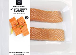 fresh salmon price