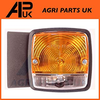 APUK BRITAX Combination Side Light Lamp Sidelight Indicator Compatible with Ford New Holland Tractor
