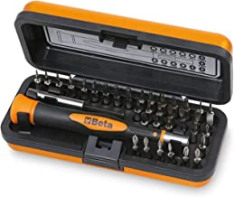 Beta 1256/C36-2 - Set Mini Cacciaviti Professionali 36 Inserti, Mini Cacciaviti di Precisione, Microgiravite con Inserti I...