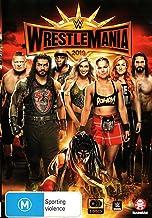 WWE: Wrestlemania 35 (DVD)