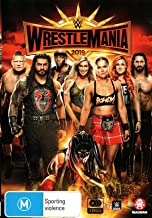 WWE: Wrestlemania 35 (DVD)
