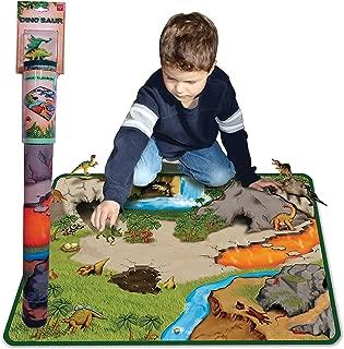 dinosaurs prehistoric adventure pack
