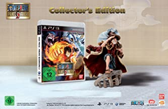 One Piece: Pirate Warriors 2 / Kaizoku Musou (LIMITED Collector's Edition) PS3 ENGLISH Game w/ Luffy's figurine [Playstation 3]