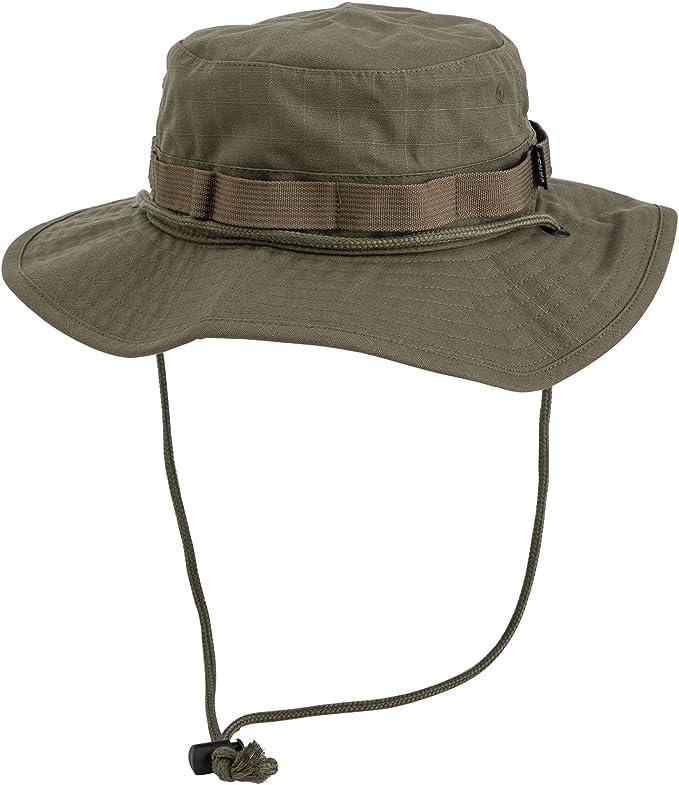 Vans Chapeau Homme Boonie Compartiment - Vert - L/XL : Amazon ...