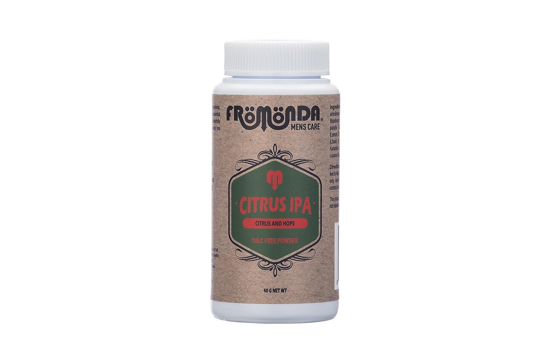 Shipping included Fromonda Body Powder Citrus IPA oz. 1-Pack Cheap sale 1.4 Unisex Talc-F
