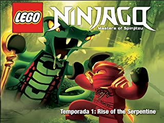 "LEGO Ninjago ""Rise of the Serpentine"" - Season 1 [Español]"