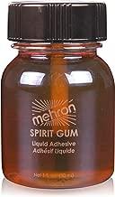 Mehron 118 Spirit Gum Liquid Adhesive (Available in Many Sizes) (1 oz)