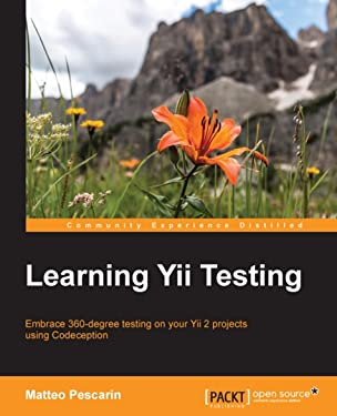 Learning Yii Testing